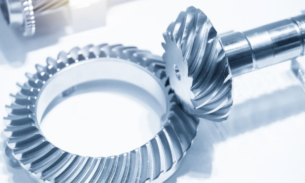 What To Know About Spiral Bevel Gear Design